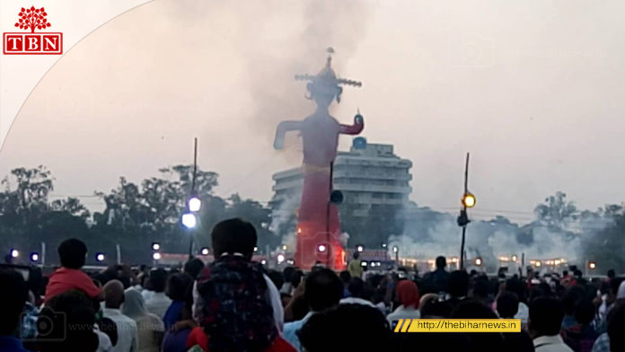 Rawan Vadh Event at Gandhi Maidan, Patna (File Photo) | The Bihar News