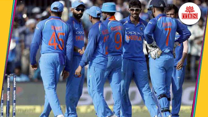 Team India wins the last Cricket match and wins the one-day series by 4-1 | The Bihar News