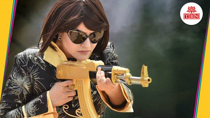 Honeypreet Arrested before she could surrender | The Bihar News