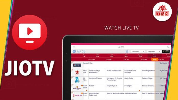 Jio-Tv-Live