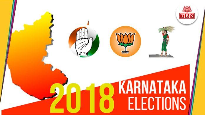 Karnataka Elections 2018 bjp congress jds have no majority-The-Bihar-News