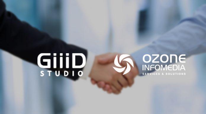 merger of G3D studio and ozone Infomedia