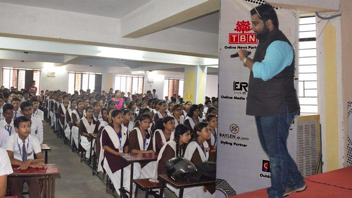 RK Crystal & Shoonya organises cybersecurity seminar at Patna Doons Public School   The Bihar News