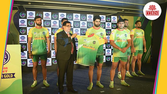patna-pirates-unveils-new-team-jersey-season-6-vivo-pro-kabaddi-the-bihar-news