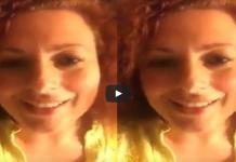 american girl singing chhath puja geet | The Bihar News